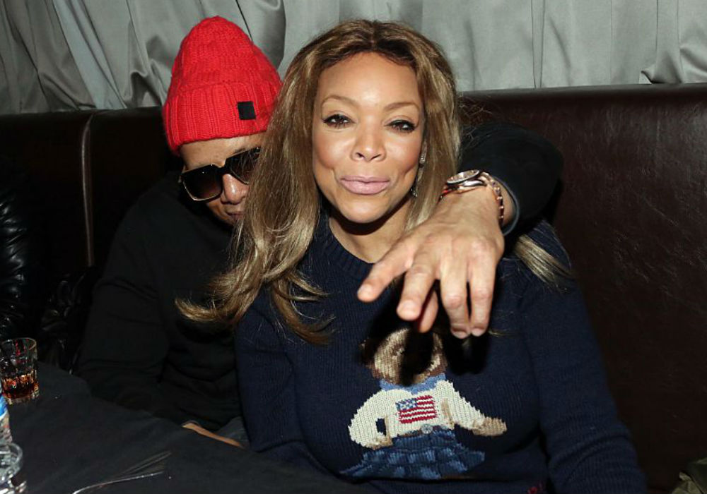 Talk Show Host Wendy Williams Files For Divorce