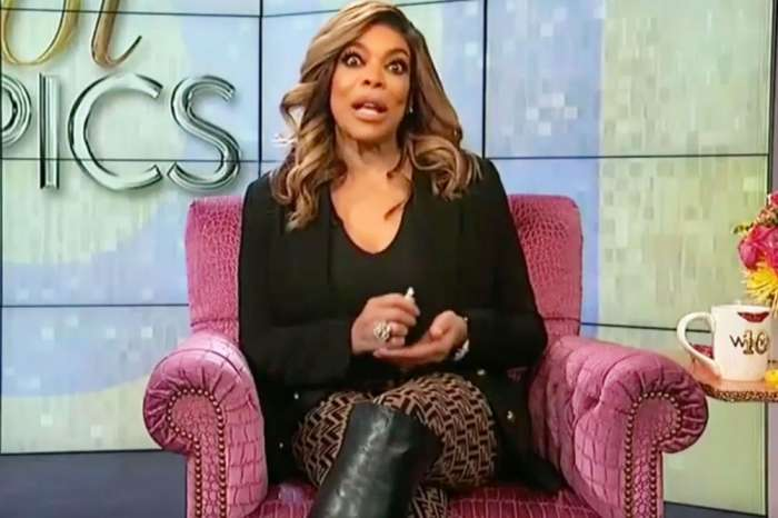 Wendy Williams Reportedly Ditches Her Wedding Ring Again Amid Claims Of Kevin Hunter's Affair And Abuse