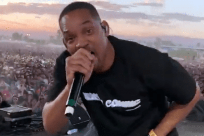 Will Smith Makes Coachella A Family Affair With Jaden And Willow — Jordyn Woods Approves