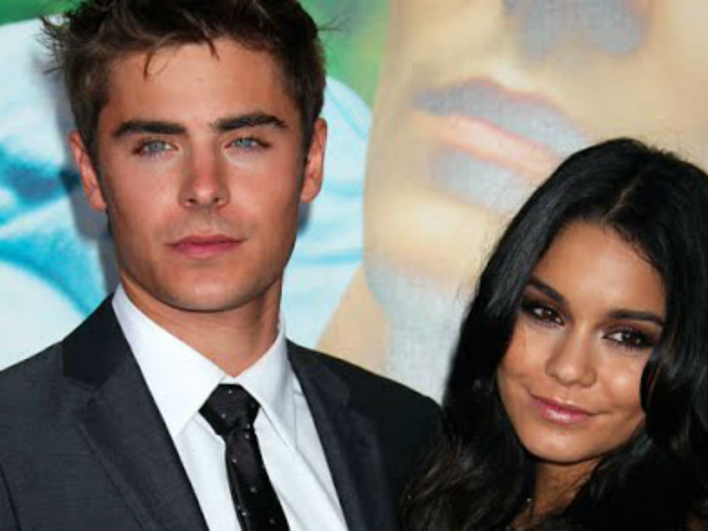 är Vanessa Hudgens dating Zac Efron 2012
