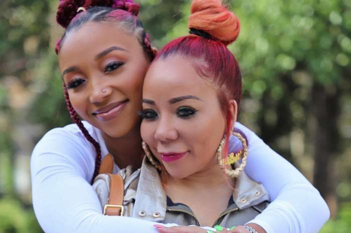 Zonnique Pullins Gets Ready To Drop Some New Music - See The Video That Proud Mom Tiny Harris Shared