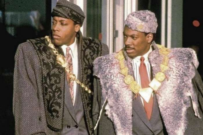 Eddie Murphy And Arsenio Hall Will Reunite In 'Coming To America 2'