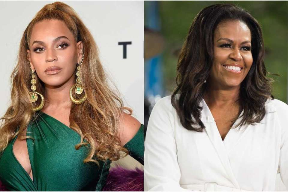 Beyonce Raves Over Michelle Obama - Says She's A 'Beacon Of Hope' And Someone Her Kids Can Look Up To