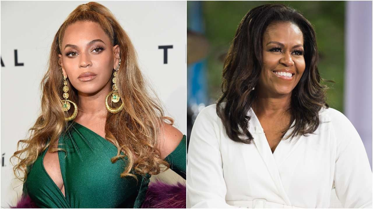 Beyonce Profiles Michelle Obama For Time 100