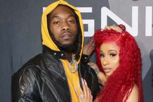 Cardi B And Offset's Family Photo With Kulture Has People Upset - Here's The Reason