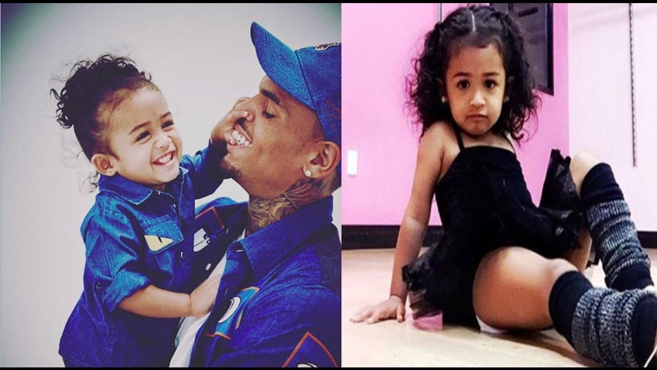 Chris Brown Reportedly Wants To Give Royalty A Brother Or Sister