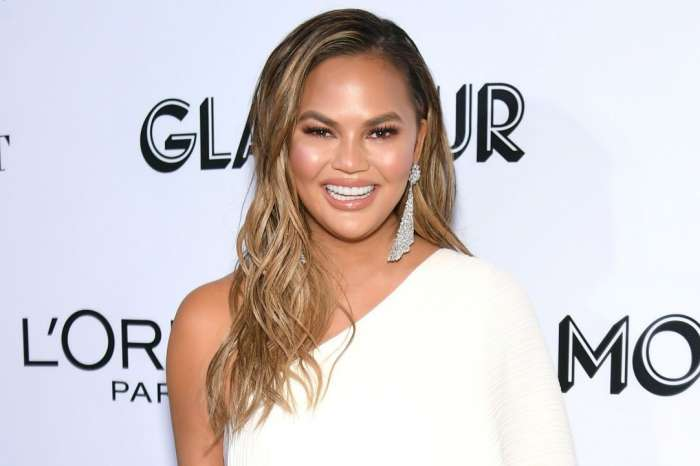 Chrissy Teigen Called 'Chubby' By Haters - She Claps Back!