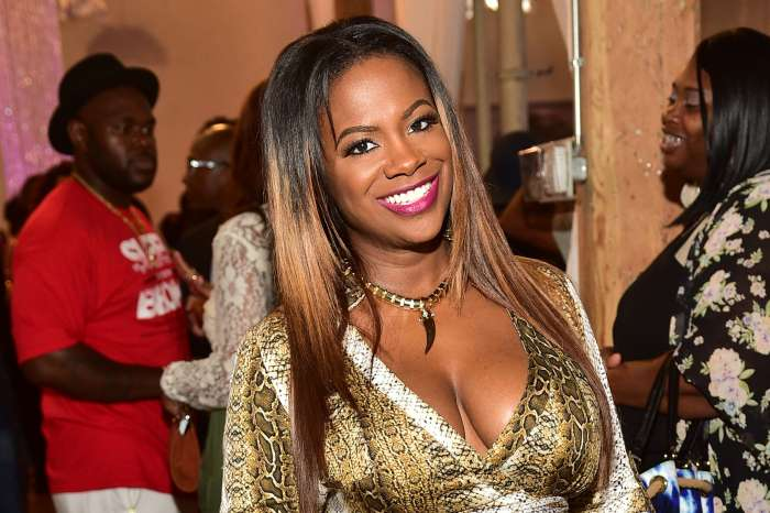 Kandi Burruss Gushes Over Her Favorite Guys In The World - See Her Pics With Todd Tucker And Ace Wells Tucker
