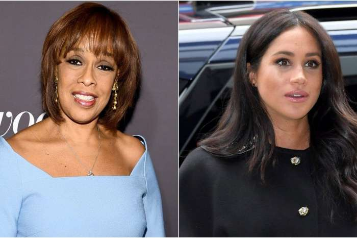 Gayle King Also Thinks Meghan Markle Has Been Treated Unfairly By The Media - Agrees With BFF Oprah Winfrey!
