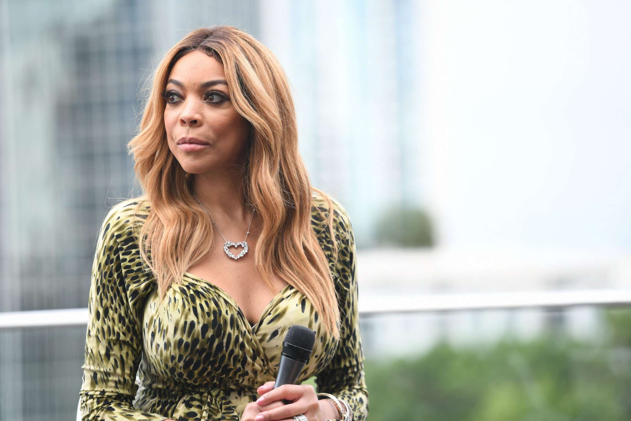 Wendy Williams Releases Drug Addiction PSA: 'There Is Hope'