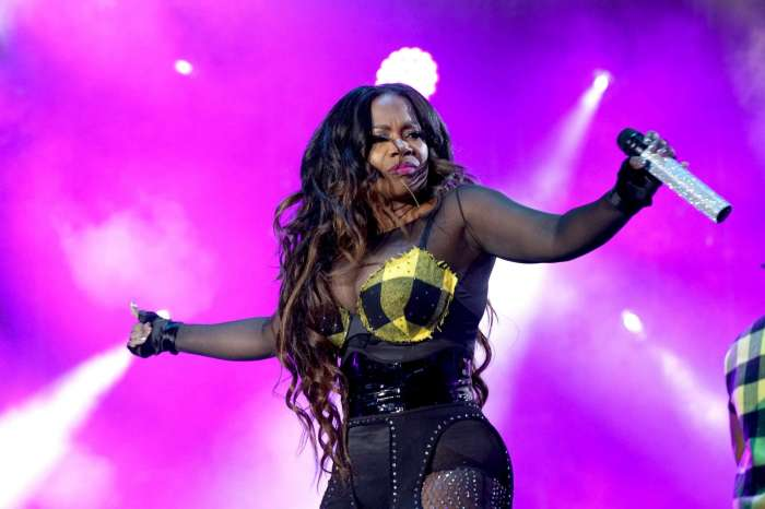 Kandi Burruss Shows Fans How She'll Be Dancing At The Dungeon - Watch The Juicy Video