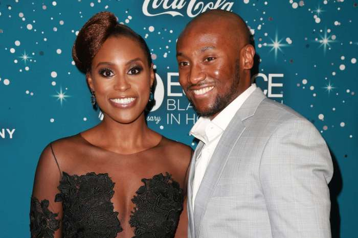 Issa Rae Seemingly Addresses The Rumors She And Louis Diame Are Engaged!