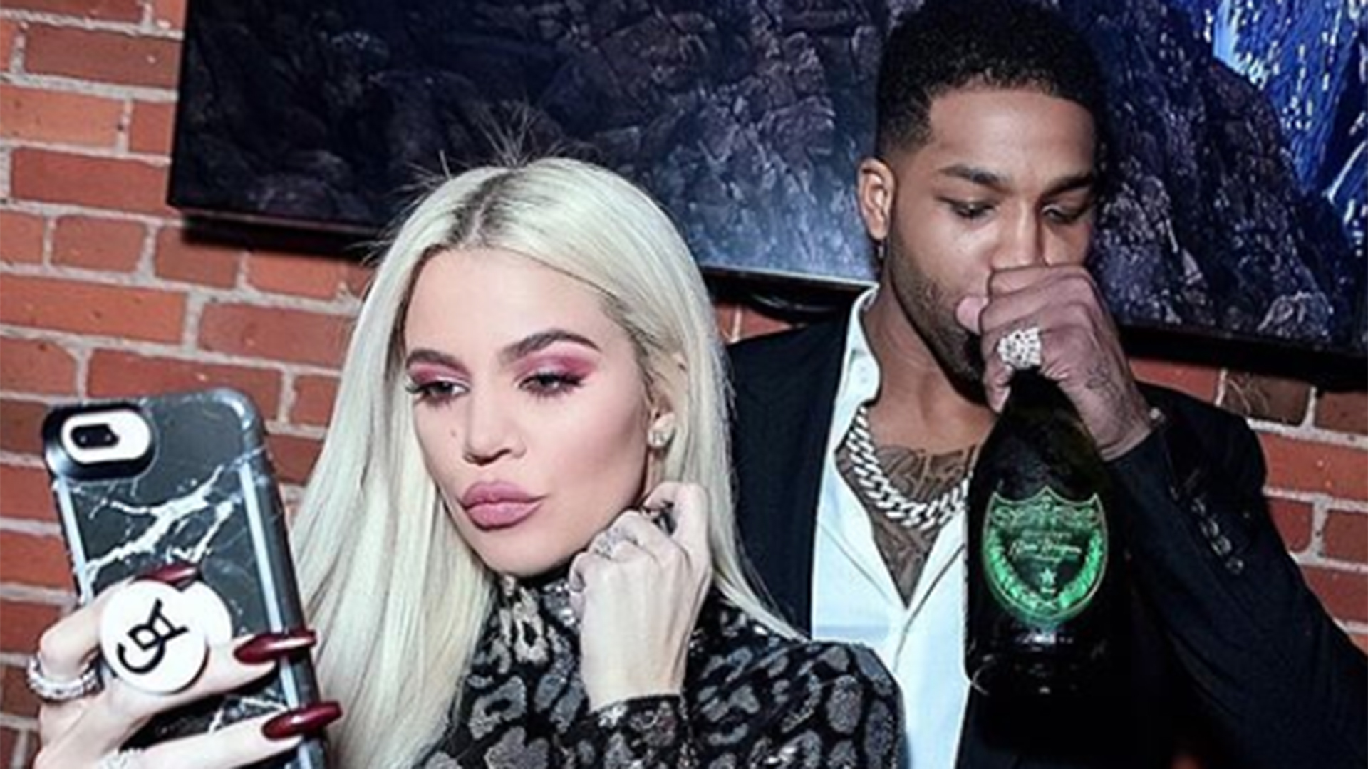 """khloe-kardashian-and-tristan-thompson-are-reportedly-barely-speaking"""
