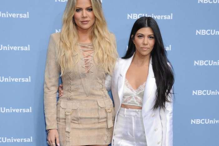 Kourtney Kardashian Offers Her Thoughts On Khloe Kardashian-Tristan Thompson Drama