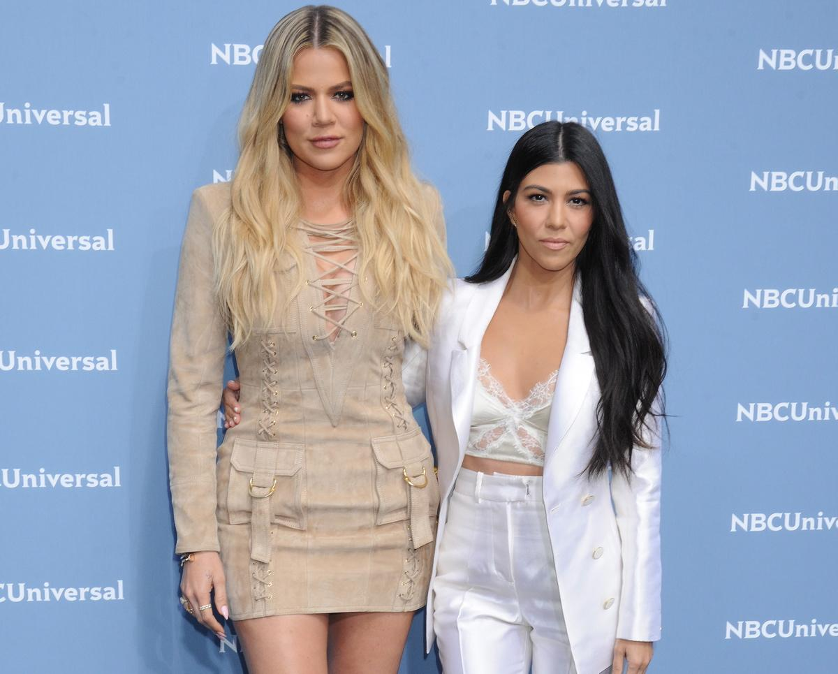 """kourtney-kardashian-offers-her-thoughts-on-khloe-kardashian-tristan-thompson-drama"""