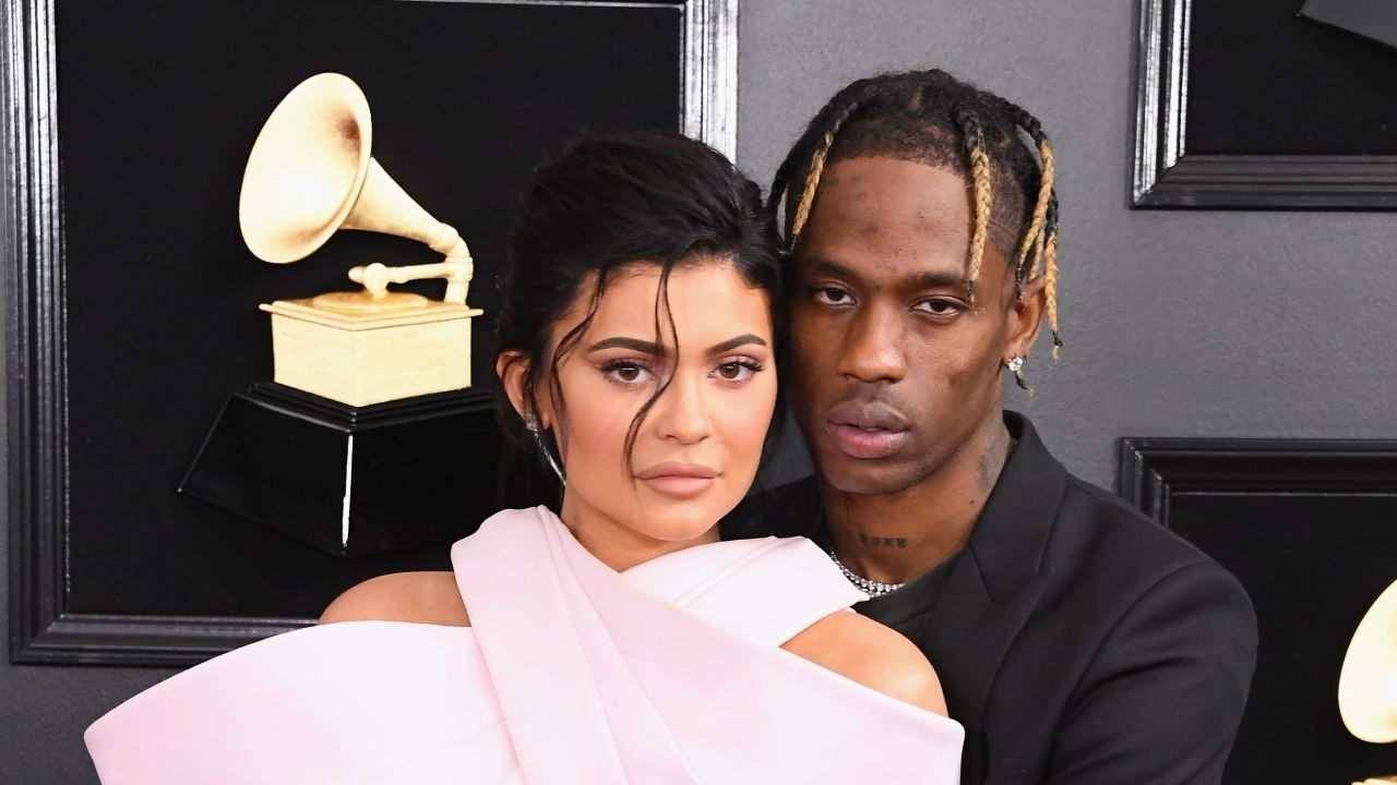 kylie jenner travis scott