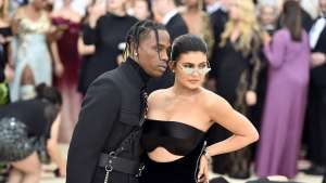 KUWK: Travis Scott Calls Himself The 'Husband' Of 'Goddess' Kylie Jenner And She Plays Along!