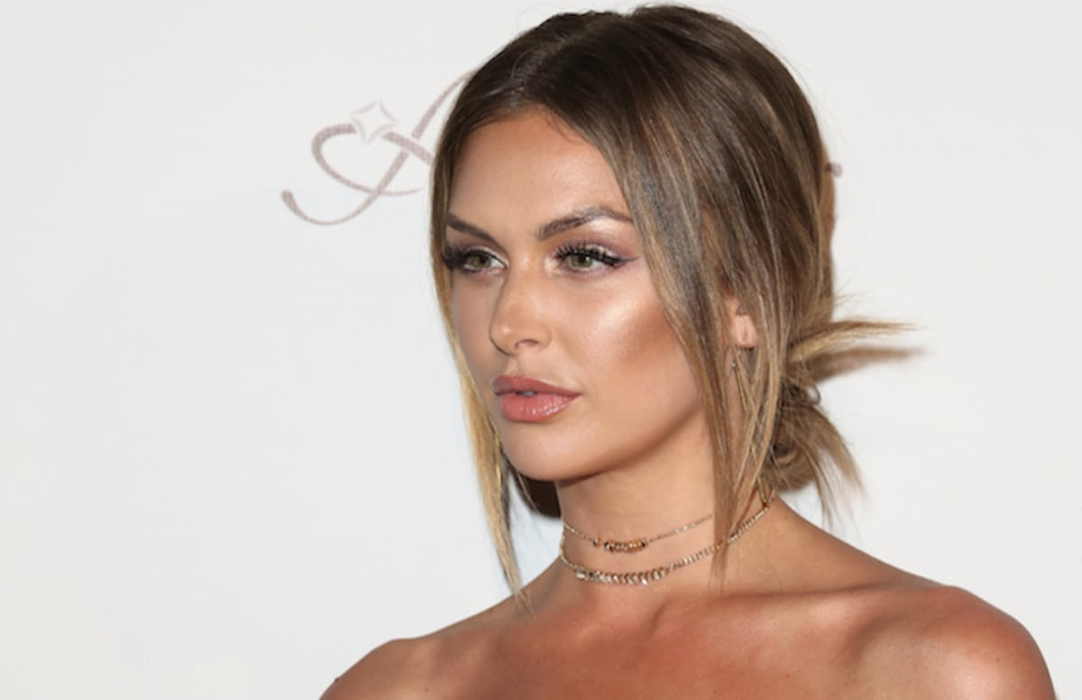 After A Feud With 50 Cent, Lala Kent's Fiancé Is Hospitalized