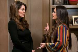 Lisa Vanderpump Feels 'Most Betrayed' By Kyle Richards - Thought She'd Defend Her In The Puppygate Drama