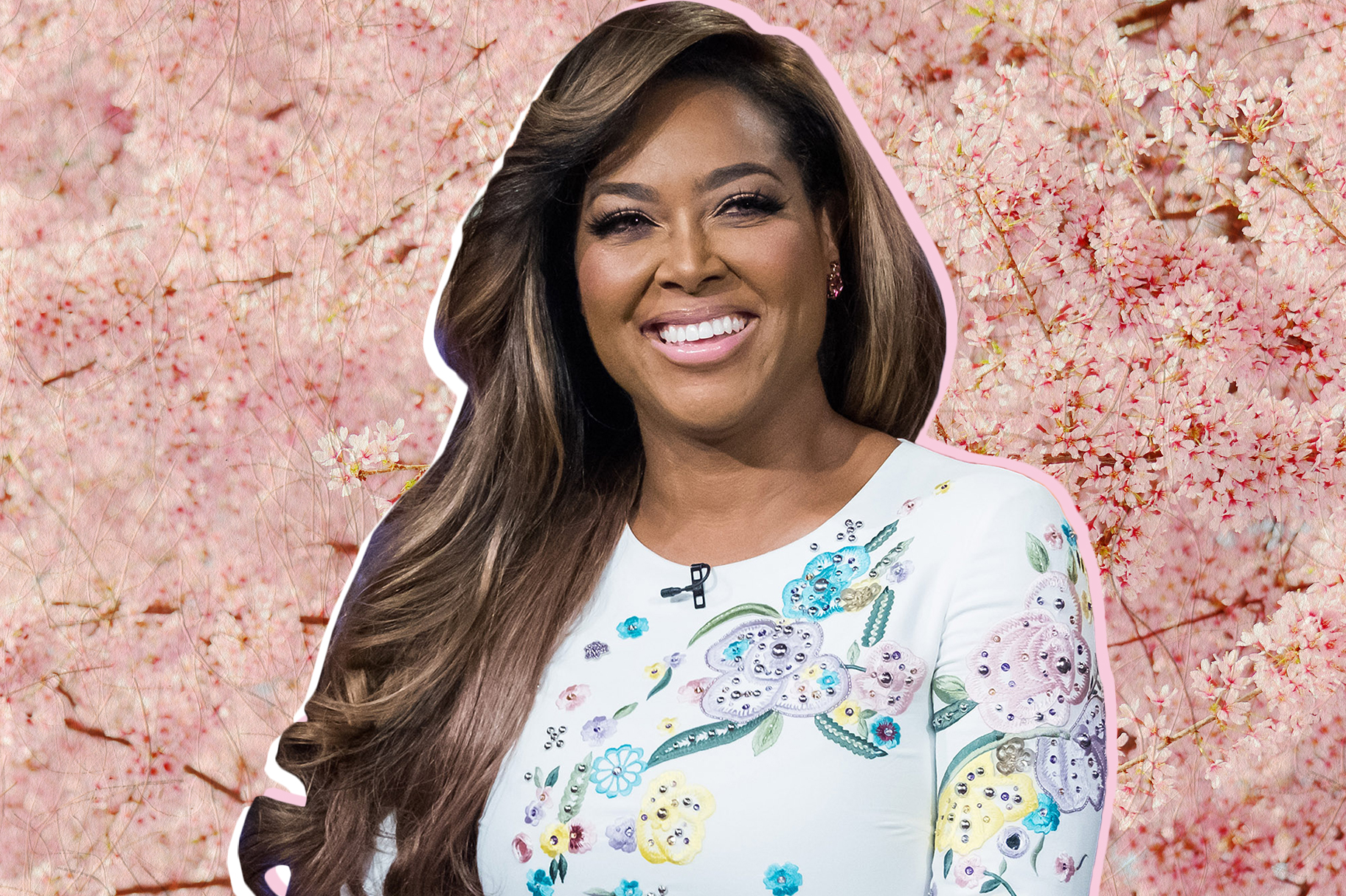 Kenya Moore's Latest Photo With Smiling Brooklyn Brings A Smile On Fans' Faces