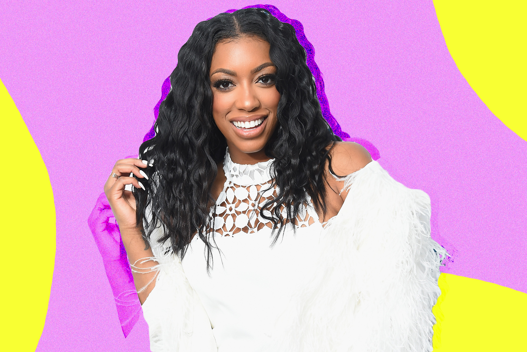 Porsha Williams Talkes About Her Special 'Porsha's Having A Baby' On Fox5