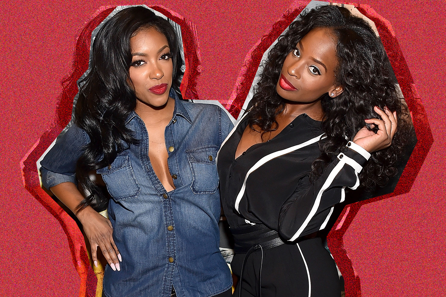 Porsha Williams' BFF Shamea Morton Met Baby Pilar - Check Out The Sweet Picture
