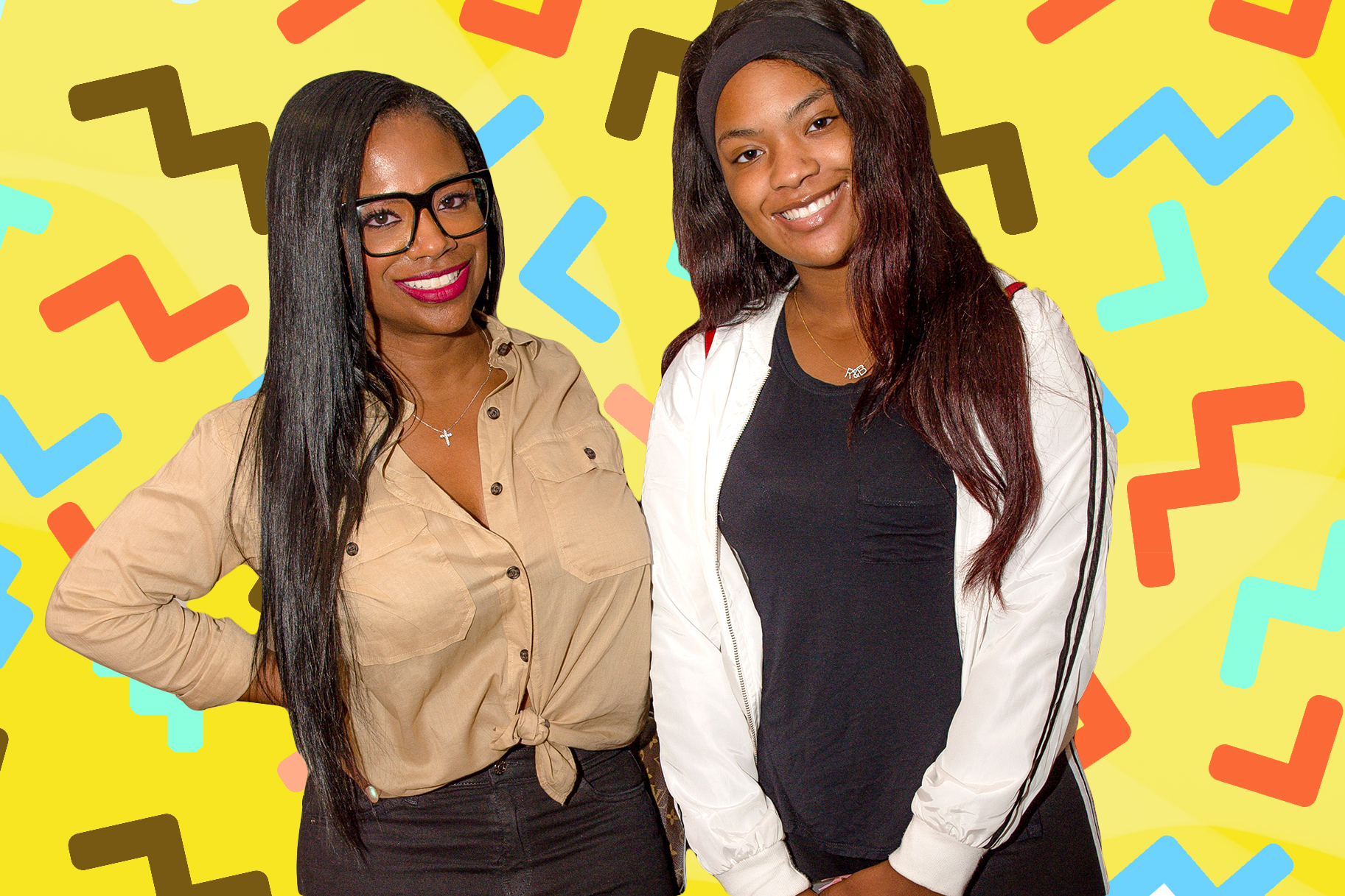 Kandi Burruss Has A Mother-Daughter Q&A WIth Riley Burruss And Fans See A 'Kandi Burruss Show Coming'