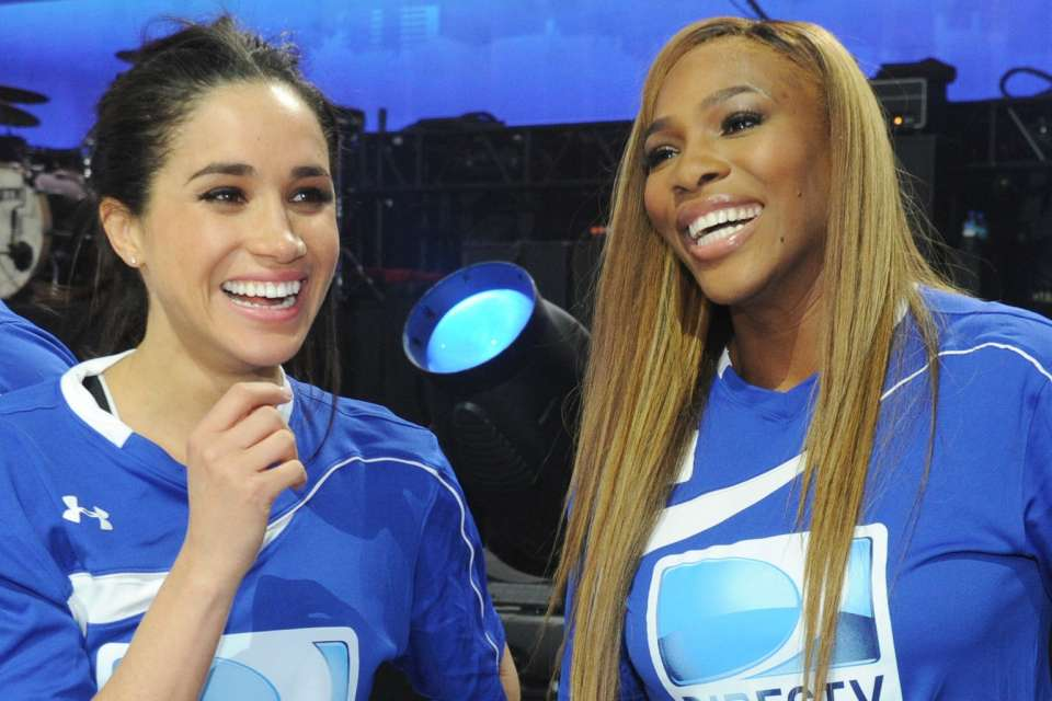 Serena Williams Talks About The Pressure Of Planning Friend Meghan Markle's Baby Shower - Reveals The Hardest Part!