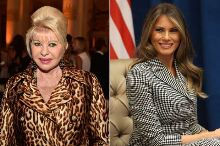 Ivana Trump Reveals How Daughter Ivanka Actually Feels About Melania Trump!