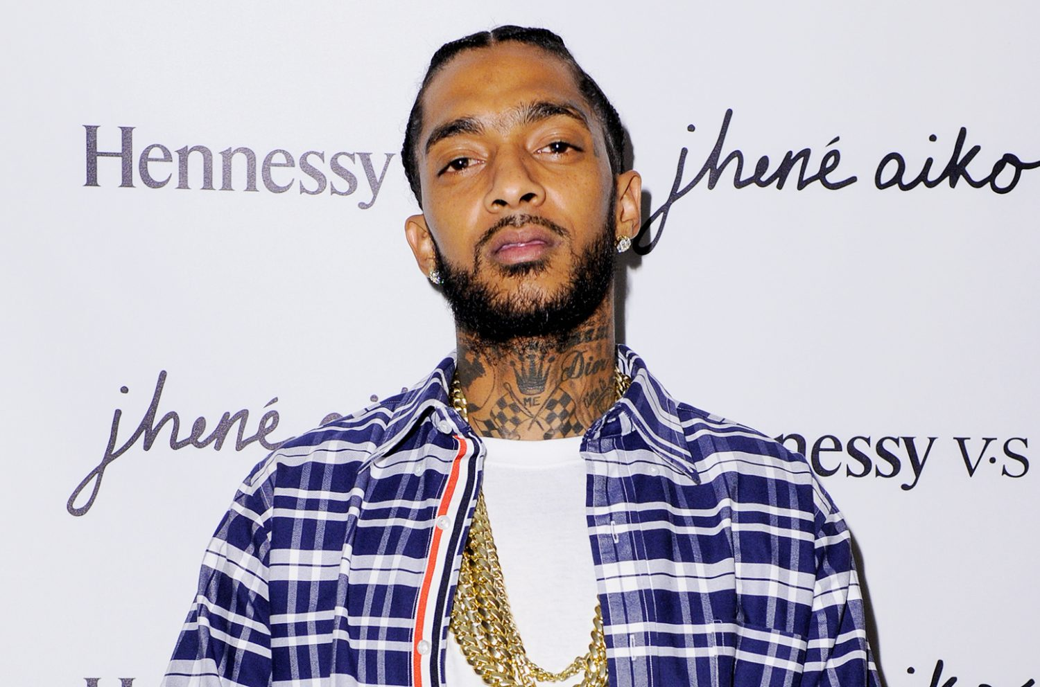 Police hunt man accused of killing rapper Nipsey Hussle