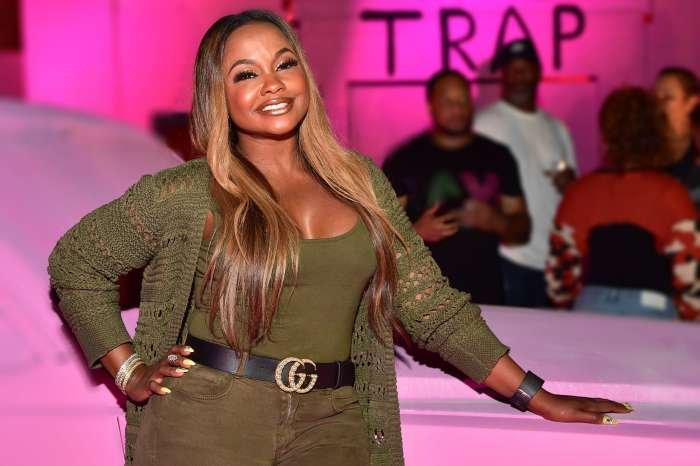 Phaedra Parks 'Misses' RHOA - She's 'Open' To Coming Back!