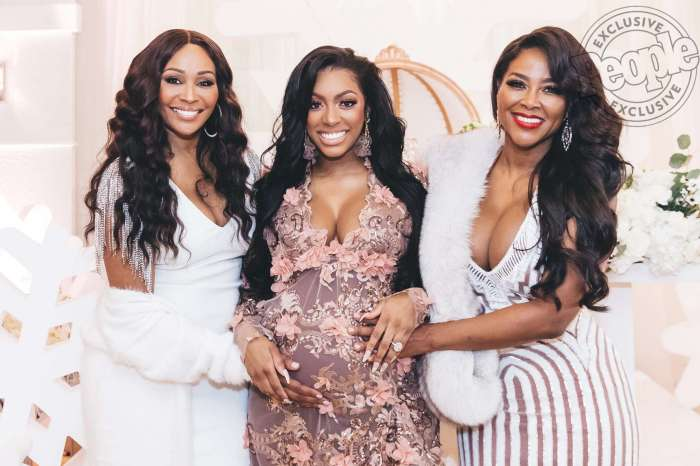 Porsha Williams' Baby Reportedly 'Looks Just Like' Her And She Loves It!