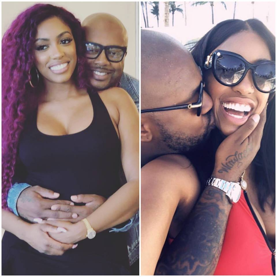 Porsha Williams Supports Her Fiance Dennis McKinley At Work - Her Fans Say This Is How A Real Man Should Treat His Woman