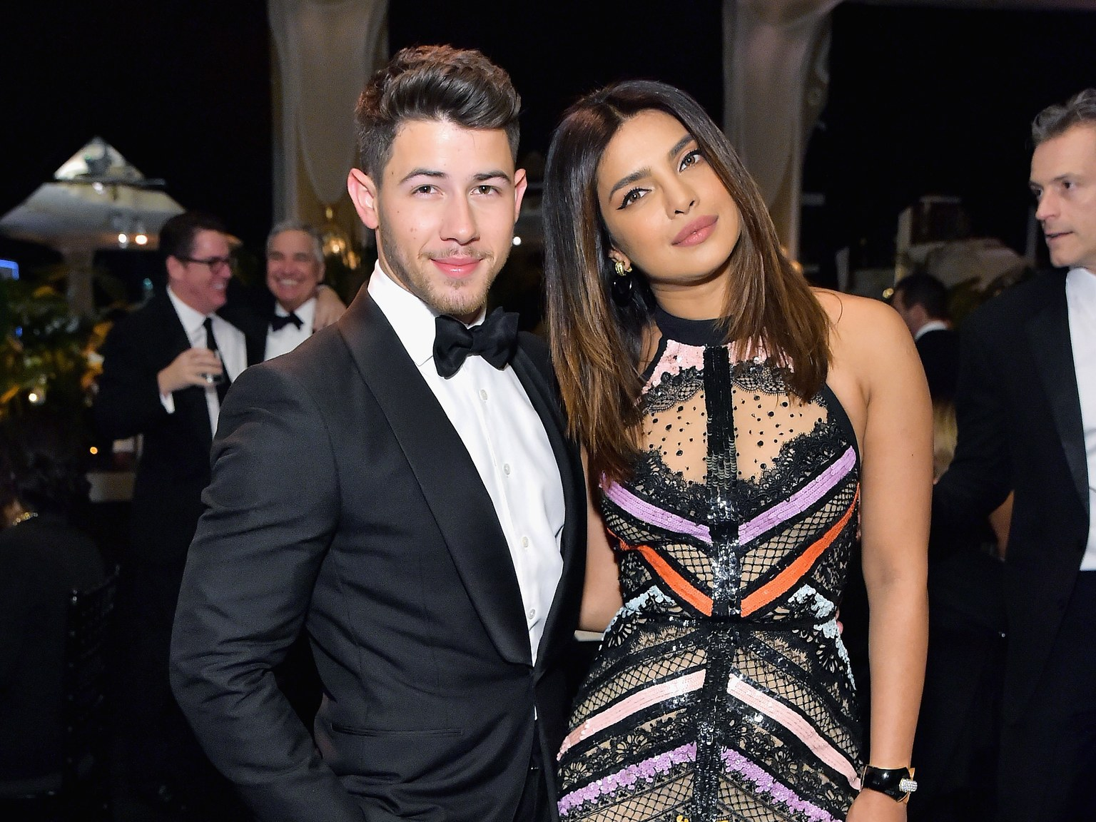 Marrying Nick Was Unexpected, Priyanka Chopra Says