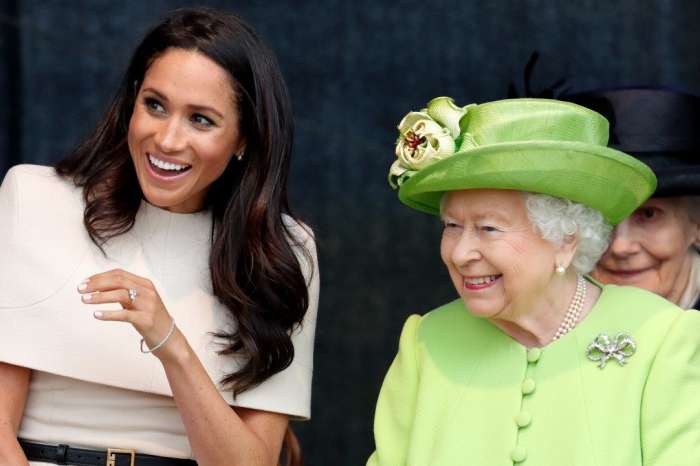 Meghan Markle And Prince Harry Wish Queen Elizabeth A Happy Birthday With Sweet Post