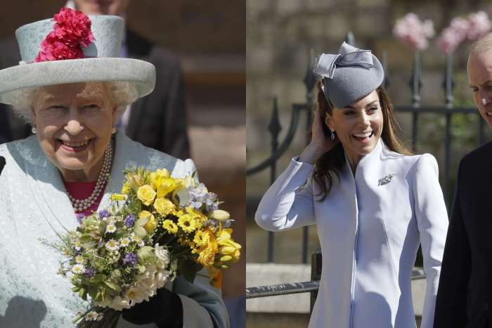 Prince William And Kate Middleton - Did They Just Shade Meghan Markle In Their Tribute For Queen Elizabeth's Birthday?