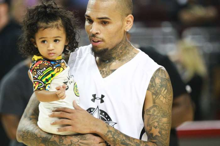 Chris Brown Is Reportedly Learning To Be A Better Person, Thanks To His Daughter, Royalty