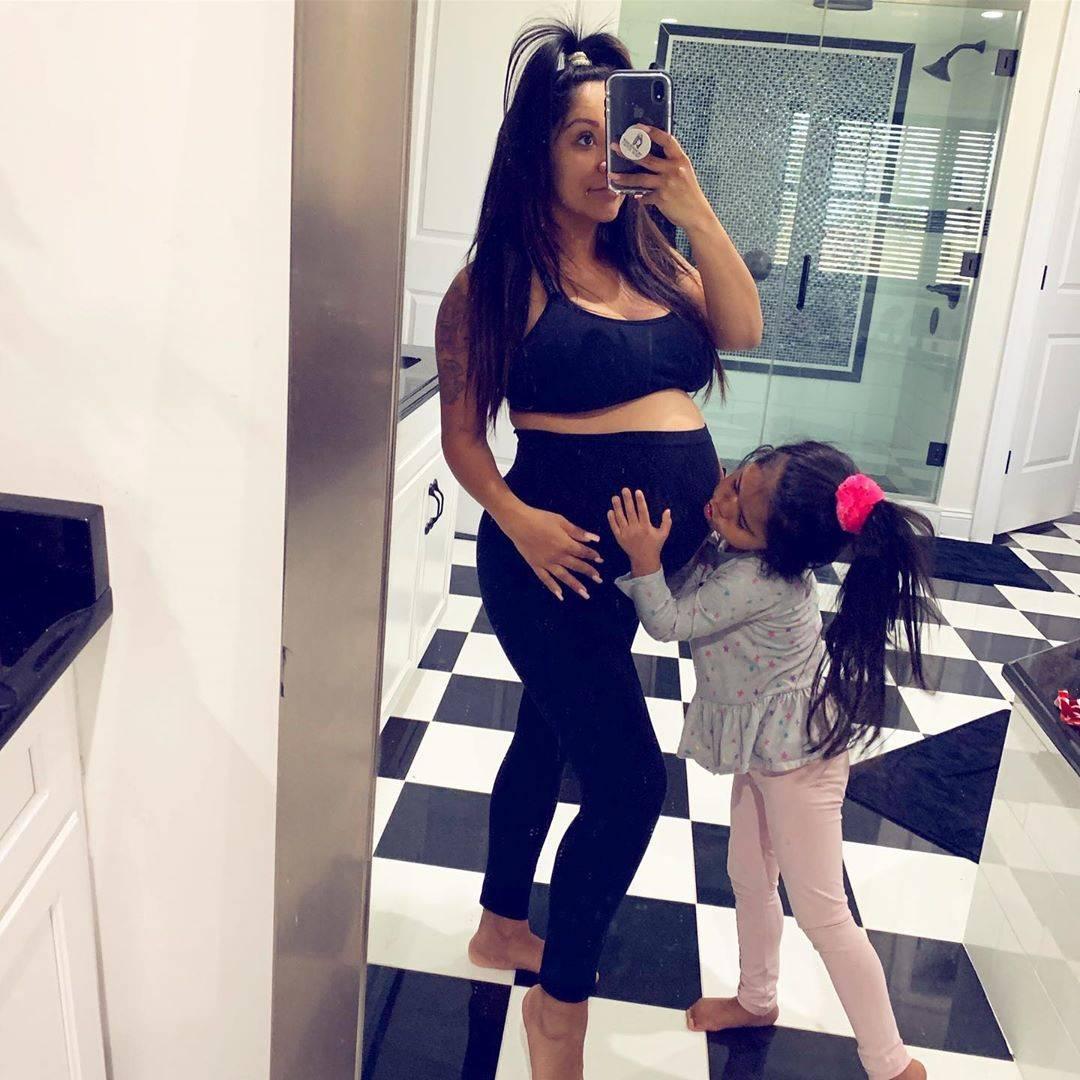 snooki-pregnant-baby-instagram