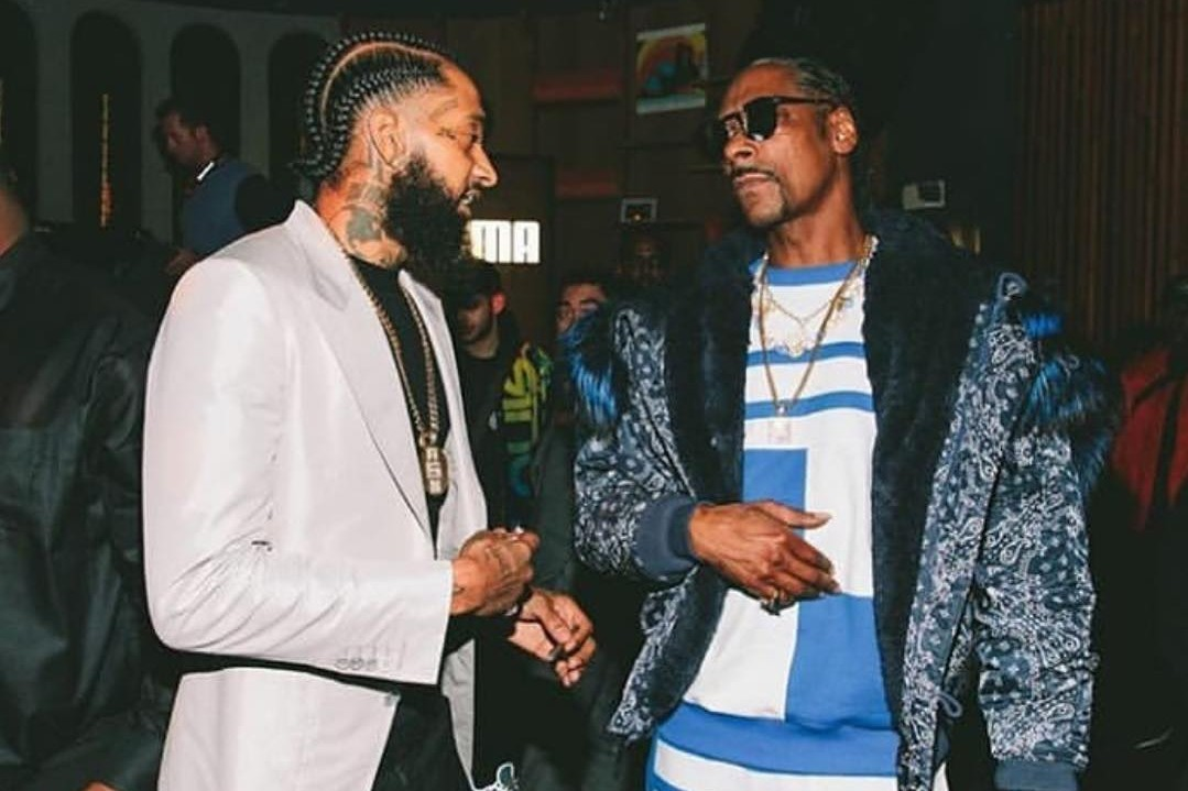"""snoop-dogg-responds-to-nipsey-hussles-death-this-sht-got-to-stop-man"""