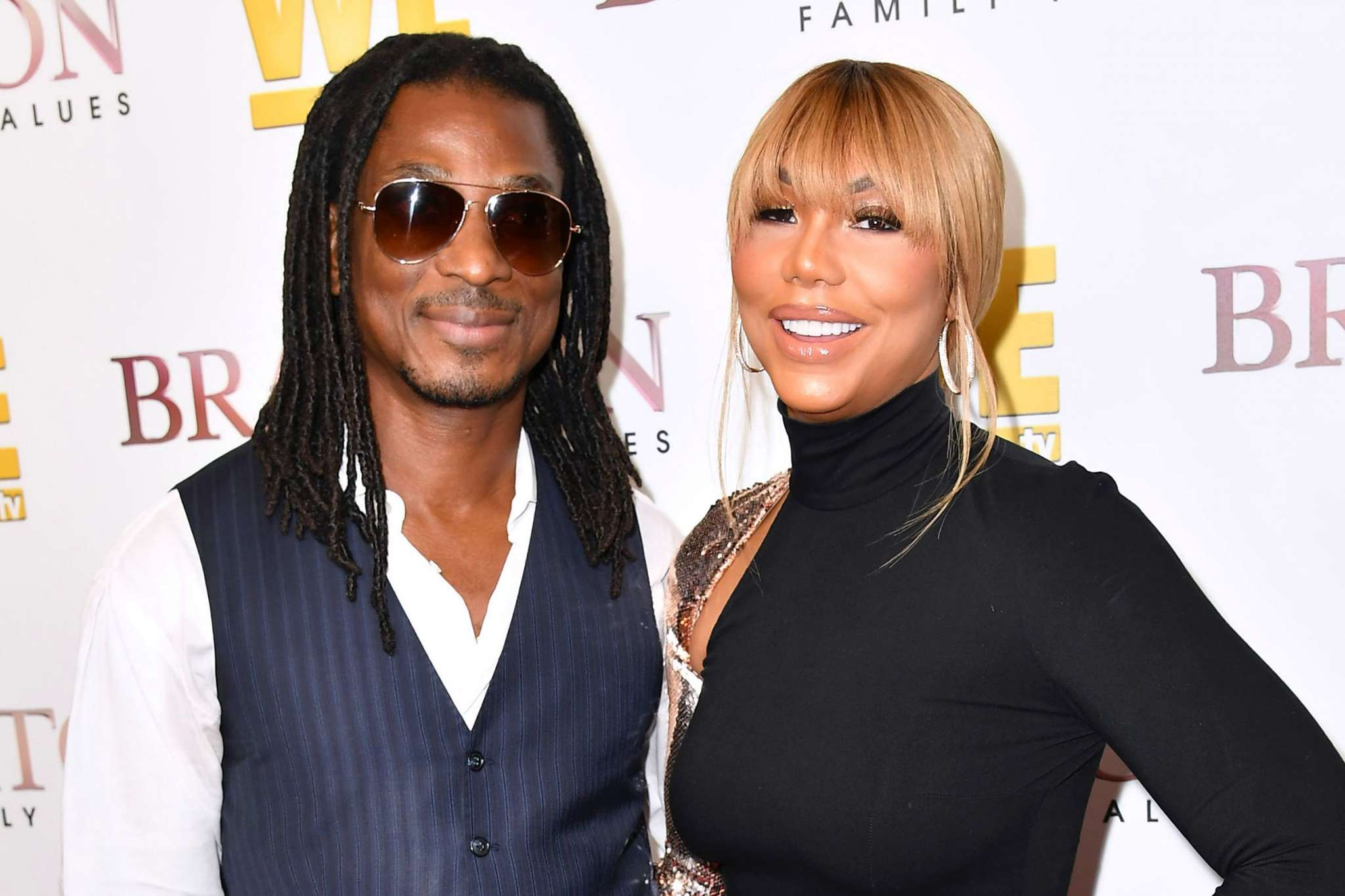 Some Of Tamar Braxton's Fans Are Not Really Here For Her New Boyfriend - A Lot Of People Are Saying They Liked Vincent Herbert Better