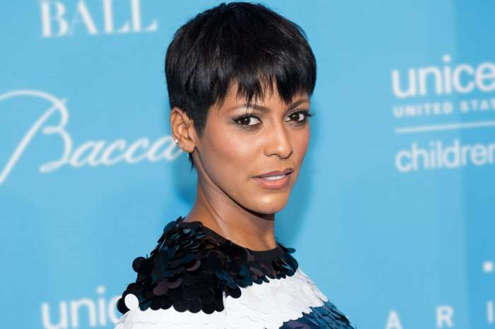 Tamron Hall Welcomes First Child At Age 48 - Check Out Her Sweet Announcement!