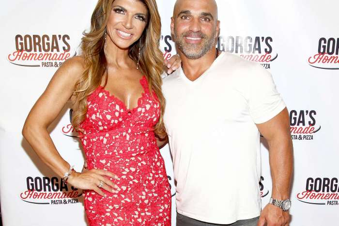 Joe Gorga Says He Loaned $15K From His Sister Teresa To Help Launch His Career
