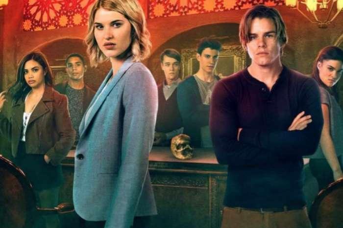 'The Order' Returns For Second Season On Netflix
