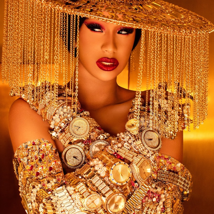 Cardi B Says Her And Offset's Daughter, Kulture Is A 'Slice Of Heaven'