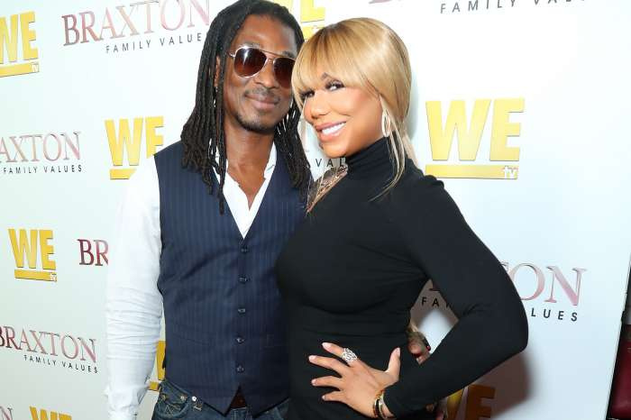 Tamar Braxton And David Adefeso Make Huge Announcement In Cute Video Hinting That She Might Be Pregnant