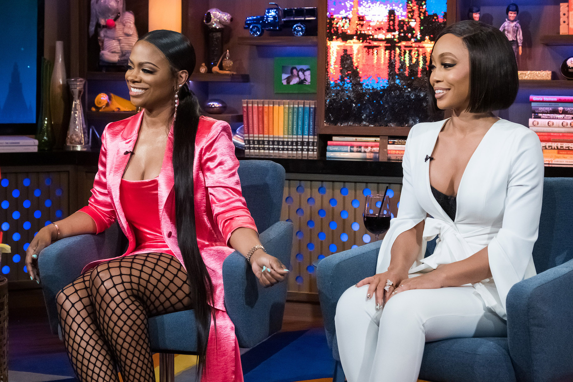 """kandi-burruss-welcomes-shamari-devoe-to-her-racy-show-as-a-special-guest"""