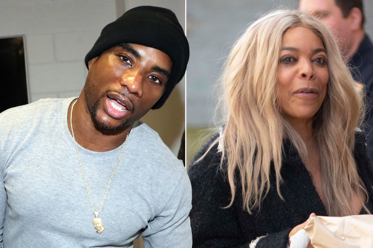 Charlamagne tha God and Wendy Williams speak after decade of silence