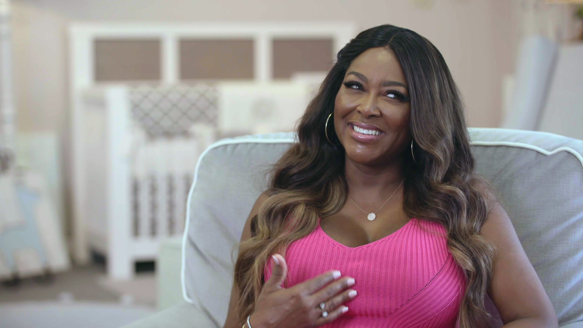 Priceless Moments: Kenya Moore's Fans Are Impressed By A Recent Photo Featuring Herself And Baby Brooklyn