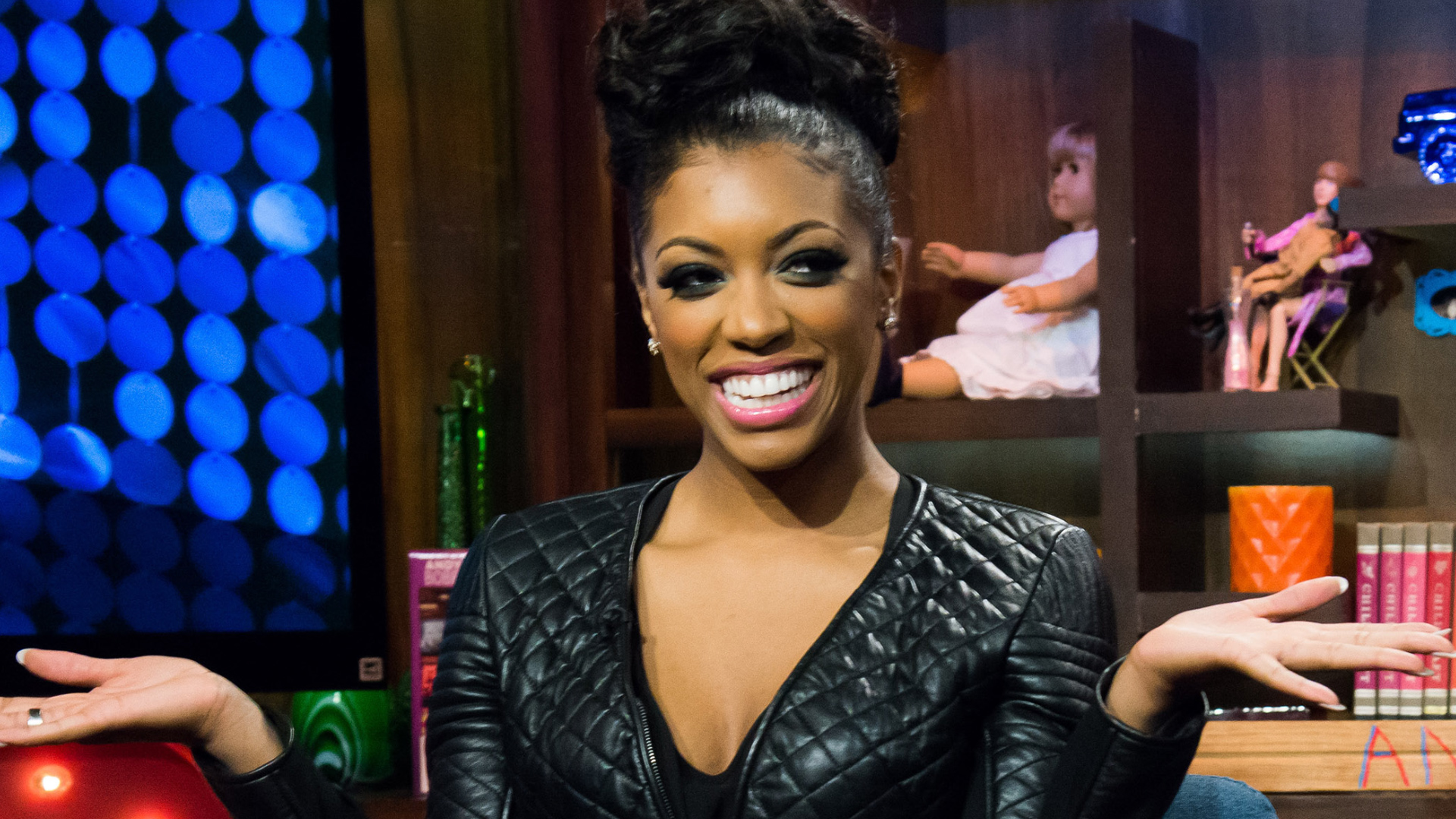 """porsha-williams-announces-fans-that-baby-pj-will-finally-make-her-tv-debut-this-sunday-see-her-video"""