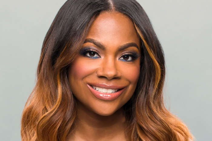 Kandi Burruss' Latest Controversial Photo With Trina Rock Starr Triggers Hateful Comments